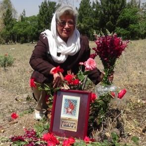 Mansoureh Behkish