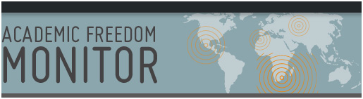 SAR: Academic Freedom Monitor
