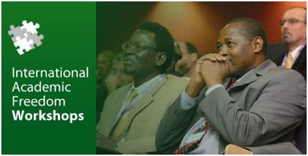 SAR: International Freedom Workshops