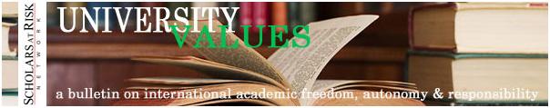 SAR: University Values